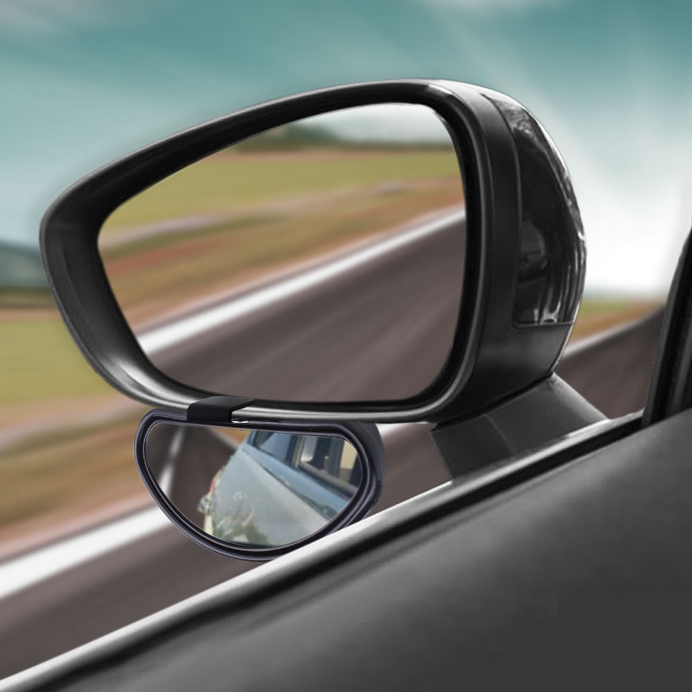 Car Vehicle Rearview Mirror Fixed Blind Spot Auto Safety
