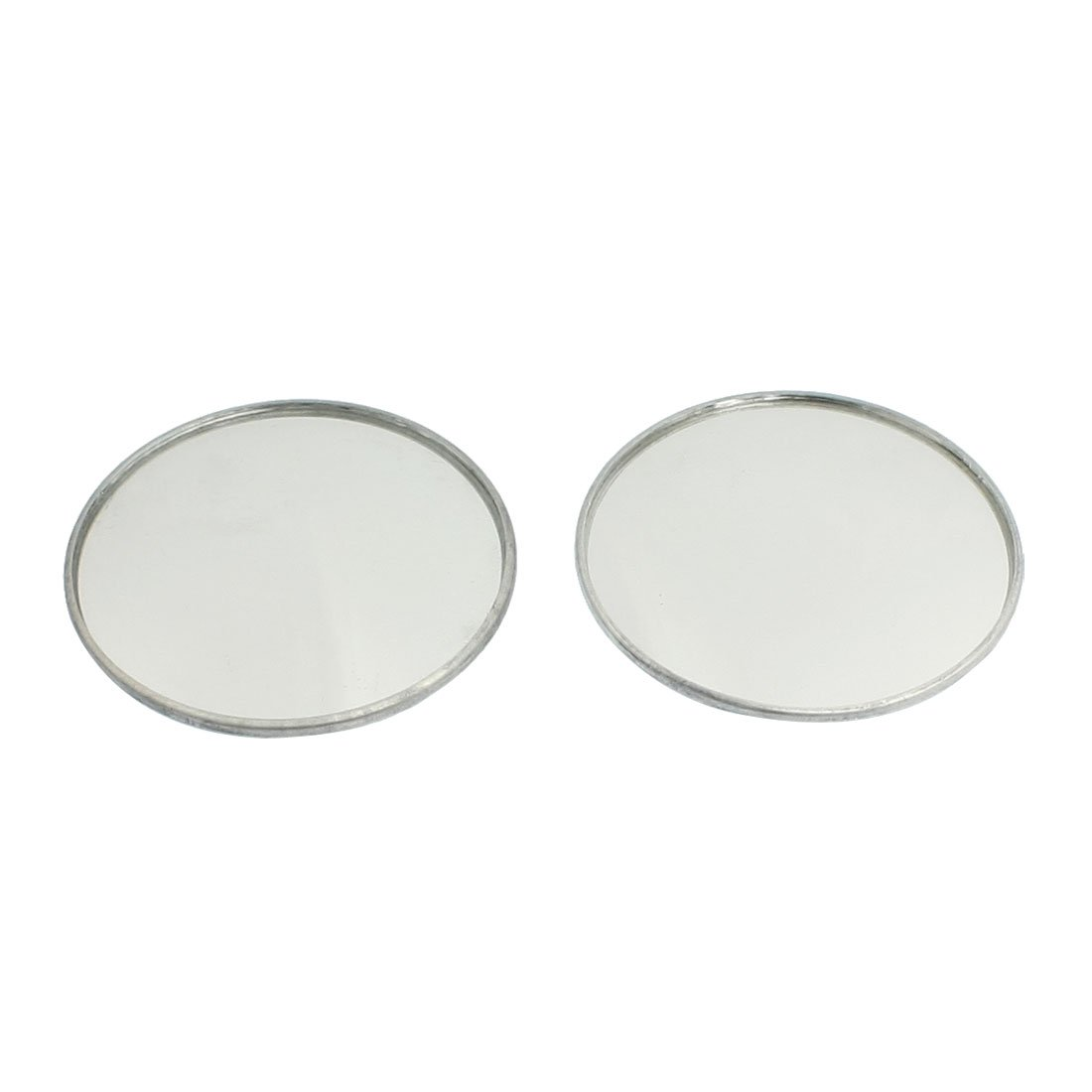 2 Pcs Car Blind Spot Mirror Rearview 2 Side Wide Angle